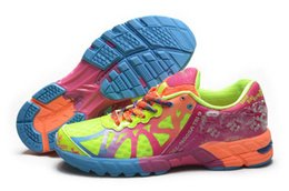 Wholesale Gel Noosa TRI9 WM Colorful Running Shoes Lightweight Trekking Shoes New Style Hot Sale New Outdoor Shoes Eight Brand Sports Sneaker