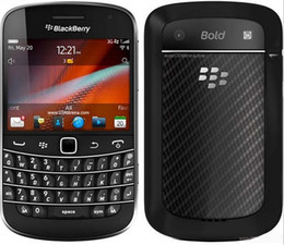 "Original BlackBerry 9930 2.8"" inch Cell Phone 5MP Camera WiFi GPS QWERTY keyboard 3G Smartphone Refurbished"