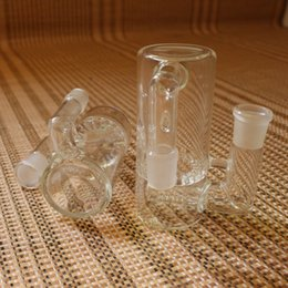 Wholesale Best ash catcher percolators mm male and female joint for glass bongs smoking height cm joint mm
