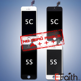 Wholesale Grade A LCD Display Touch Screen Digitizer Full Assembly for iPhone S C Replacement Repair Parts