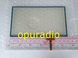 Brand new 6.5 inch touch panel touch screen for OEM car CD DVD radio audio Navigation unit Toyota lcd screen