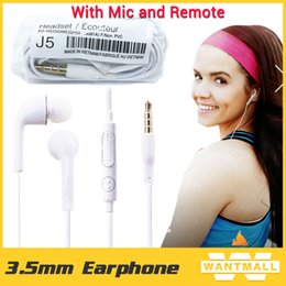 Wholesale Top Luxury wired cable In Ear Headset DJ Universal Headphone Wire With Mic Earphones For iphone samsung S4 S6 Media Player MM