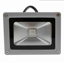 Color Changing RGB LED Floodlight 10W IP65 Waterproof for Wall Decorative Lighting Free Shipping