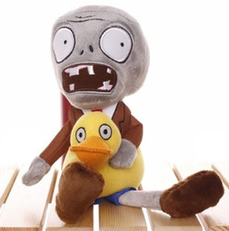 Plants VS Zombies Plush Toy Stuffed Animal - Ducky Tube Zombie 28CM 11Inch Tall