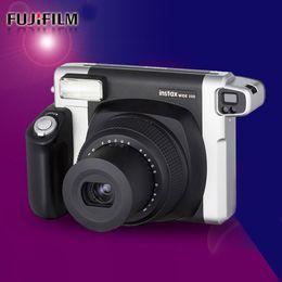 Wholesale Film Camera Instax Wide Wide Camera Black Instant Photo Polaroid Film Picture Professiona Instant Film Photo Camera High Quality