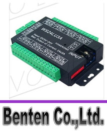 Wholesale llfa1402 CH Easy dmx512 dimmer Controller CH DMX decoder each channel Max A group RGB controller Iron shell