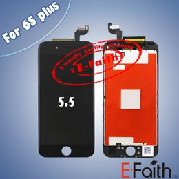Wholesale For Black White iPhone S Plus Grade A LCD Touch Screen Display With D Touch Assembly Replacement Part