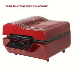 Wholesale Digital Fashion CE New D Heat sublimation machine album printer DIY phone cover printer mouse image press machine digital mug transfer