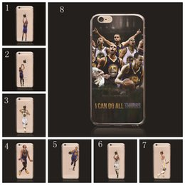 Wholesale Stephen Curry Good Quality PC hard Case for iPhone iphone s Best Durable phone cases