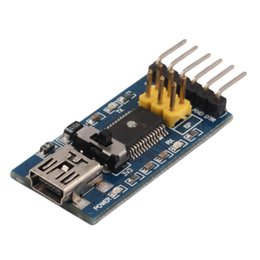 Wholesale 2016 Newest Basic Breakout Board For FTDI FT232RL USB to Serial IC For Arduino Hot Worldwide
