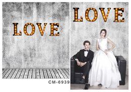 6.5*10FT(200x300CM)Wedding Backgrounds Photography Backdrops Romantic Fonds Fotografia Vinyl Backdrops For Photographic Backdrops cm-6939