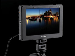 Wholesale Viltrox DC Clip on Color TFT HD LCD Monitor Display HDMI AV Input x800 for DSLR Camera