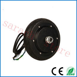 "6"" 350W 24V without brake electric wheel hub motor ,electric scooter motor"