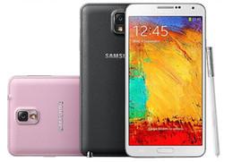Refurbished 100% Original Samsung Galaxy Note 3 N900A N900T N900V N900P N9005 Mobile Phone Quad Core RAM 3GB ROM 32GB 4G-LTE
