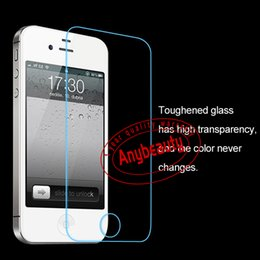 Wholesale 2016 Screen Protector for iphone G S G S C G P Tempered Glass Explosion proof Film Guard Shield