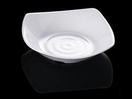 New Fashion Dish Melamine Dinnerware Whorl Square Dish Chain Restaurant With Melamine Dish Melamine Products A5 Melamine Tableware