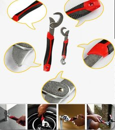 Wholesale HotSell Snap and Grip New Universal Socket Wrench Snap N Grip adjustable spanner Normal random tool