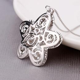 Wholesale 2016 creative new sliding star silver pendants starry night a man woman elegant luxury fashion accessories