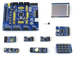 Wholesale ATMEL AVR Development Board ATmega128A AU bit RISC AVR ATmega128 Development Board Kit Accessory Kits OpenM128 Package A
