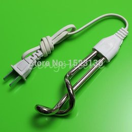 Wholesale V W Travel Mini Portable Hot Water Boiler Heater Element Immersion Adapter Trendy Utility Convevient