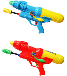 Wholesale Cool Summer outdoor gear outdoor toys swimming pool toy beach toys Emergency water gun x18cm high quality
