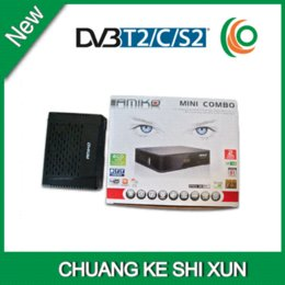 Wholesale New Singapore Starhub Box dvb S2 amp T2 amp C combo receiver amiko mini hd combo support mio channels with free wifi