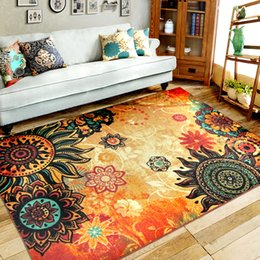 Wholesale 2016 New European Embroidery classical carpet nylon environmental protection non slip living room rug size MMX1900MM