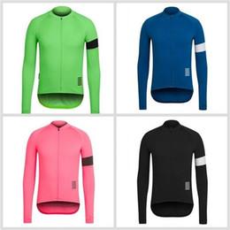 Rapha Cycling Jerseys 2016 Long Sleeves Winter Cycling Shirts Thermal Fleece Bike Wear Comfortable Breathable Hot New Rapha Jerseys 4 Colors