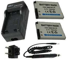 Wholesale Details about Battery Pack Charger for Panasonic DMW BCL7 DMW BCL7E DMW BCL7PP mAh