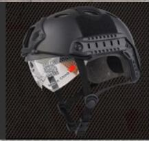 Wholesale NEW Helmet With Protective Cascos Para Moto Pararescue Jump Type Helmet Military Tactical Airsoft Helmet