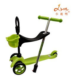 Wholesale unit new in baby children s tricycle trike three wheels ride on cars toy scooters skateboard