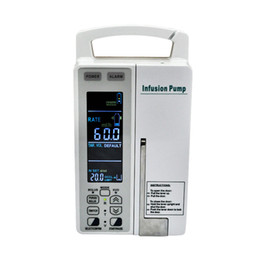 Wholesale 100 High Quality High capacity Infusion Pump Three working modes Rapid injection High Accuracy Compatible with IV sets