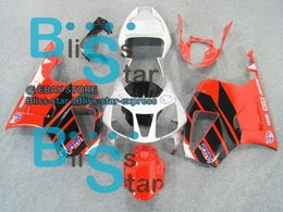 Wholesale Red Glossy Fairing Kit Fit HONDA VTR1000 RVT RC51 SP1 SP2 D7