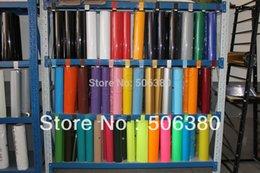Wholesale Rolls CMX100CM Heat Transfer PU Vinyl With Sticky Back colors Plotter Print