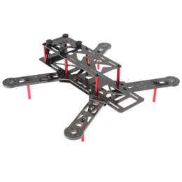 Wholesale Lightweight Small Size Glass Fiber Axis Mini FPV Quadcopter Frame specially designed for the new players AFD_211