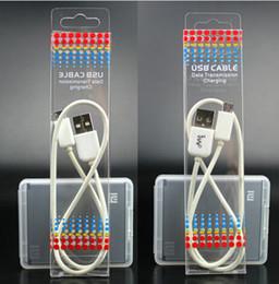 Usb de la caja de plástico en Línea-2015 S6 USB Cable PVC Caja Caja Transparente Color Plástico PC Plena ventana 1m Cable Embalaje para Samsung Galaxy S4 S5 S6 iphone 6 6+