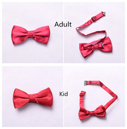 Kids Red Bow Tie Doctor Who Bowties Adult 11th Dr Replica Costume Accessory Unisex Xmas Birthday Gift