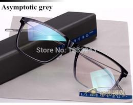 Wholesale-Free shipping Lindberg glasses frame of flat mirror man spectacle frame Btitanium spectacle frame glue frame ultra light glasses