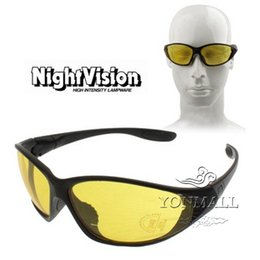 Wholesale Driving Graced Glasses Night Vision C4 Goggles Glasses Sport Glasses Eye Protection Fashion the Best Quality