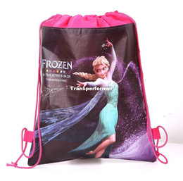 Wholesale by FEDEX Hottest Frozen Storage bags High Quality School bags for Girls