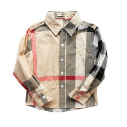 Designer Clothes Wholesalers Boys Shirts Clothes Hot Sale