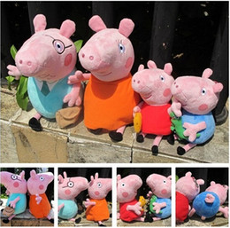 Wholesale Hot Selling pieces a Peppa Family Dolls Great Gifts for Children