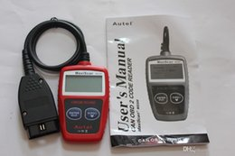 Wholesale Top Quality Autel MaxiScan MS309 OBDII Code Reader Scanner obd2 Car Diagnostic Tool MS