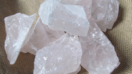 Wholesale natural light quartz crstal Ore Energy Stone Raw Mineral Specimens Jewelry Making MM MM