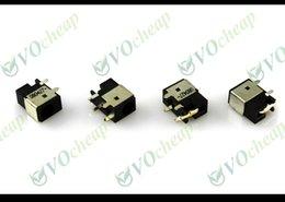 Wholesale 5 x DC power jacks For Laptop DC power jacks without cable for Fujitsu L6825 D1840 D1845 D7830 Unwil Advent PJ007
