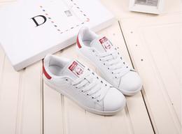 Wholesale adidas Originals Superstar Women s shoes sneakers man shoes women shoes Classic couples skate shoes white Black