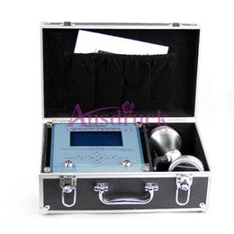 Free shipping ultrasonic liposuction slimming machine radio frequency rf weight loss fat removal body shaping equipment
