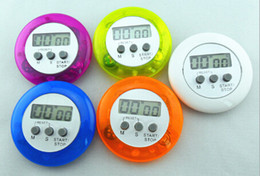 novelty digital kitchen timer Kitchen helper Mini Digital LCD Kitchen Count Down Clip Timer Alarm #35161