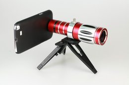 Wholesale-Mobile phone cellphone 20x Camera Zoom optical Telescope telephoto Lens for apple iphone 5C