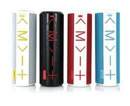 Wholesale 2015 powerful portable A2DP wireless mini bluetooth speaker with mah battery power C06 with retai box